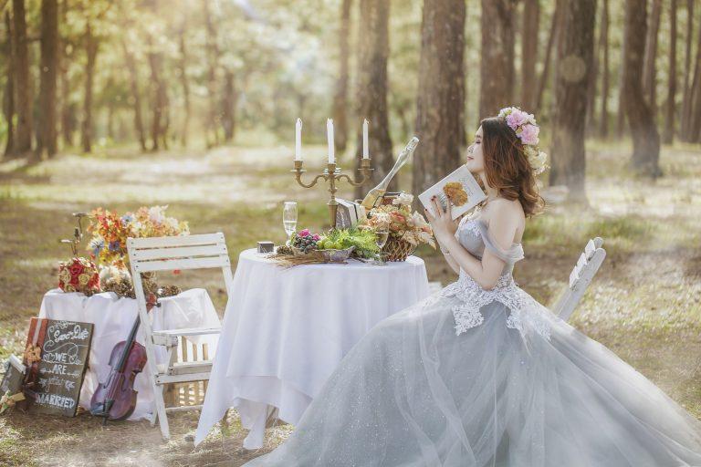 3 רעיונות לתכנון חתונה בקונספט אחר